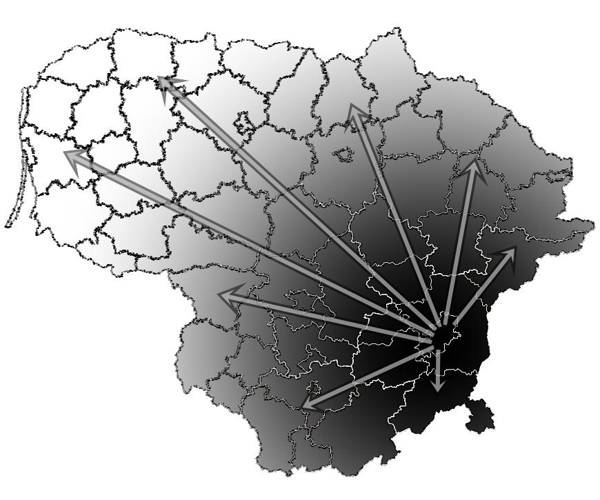 Dirbame Visoje Lietuvoje